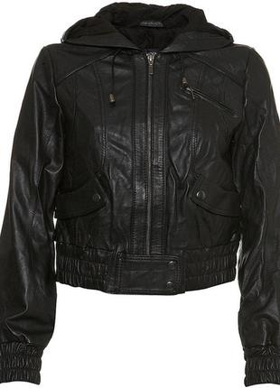 Куртка  нат.кожа бренд topshop
