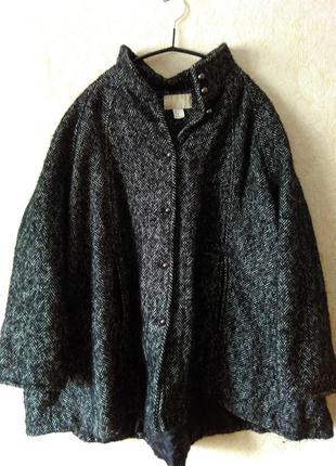 Короткое пальто короткое пальто трапеция от h&m