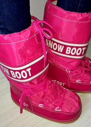 Ботинки snow boot