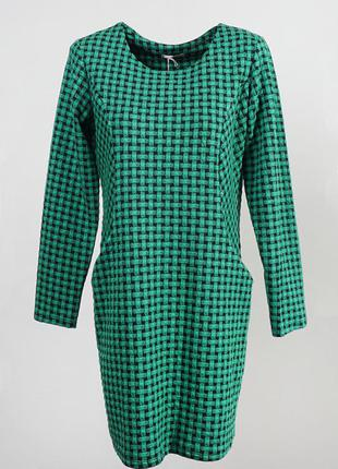 Зеленое платье от бренда dolce vita разм.m (арт.8090075-53)