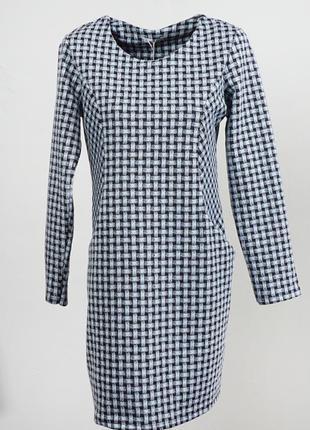 Светло голубое платье от бренда dolce vita разм.m (арт.8090075-56)