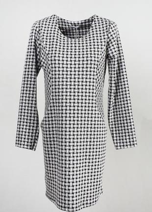 Светло серое платье от бренда dolce vita разм.m (арт.8090075-59)