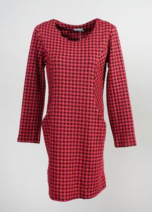 Красное платье от бренда dolce vita разм.m (арт.8090075-62)