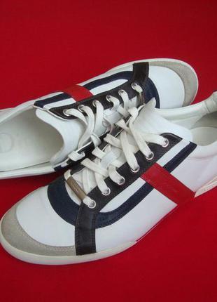 Туфли кроссовки dior оригинал натур кожа 44 разм
