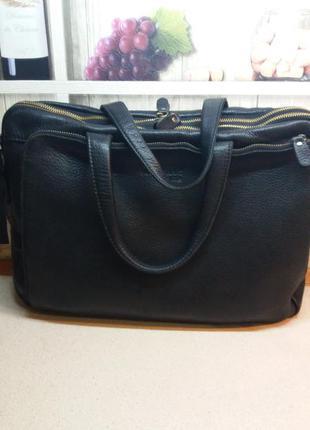 c232e029a70c Сумка портфель натуральная кожа dr.koffer, цена - 1500 грн ...