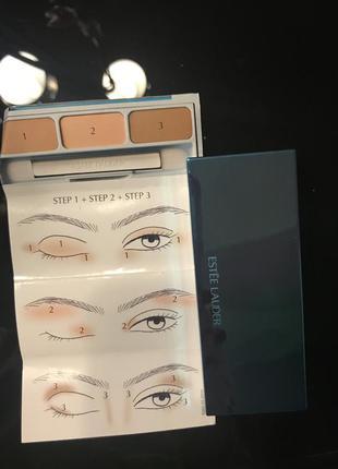 Палетка estee lauder new dimension sculpt eye kit
