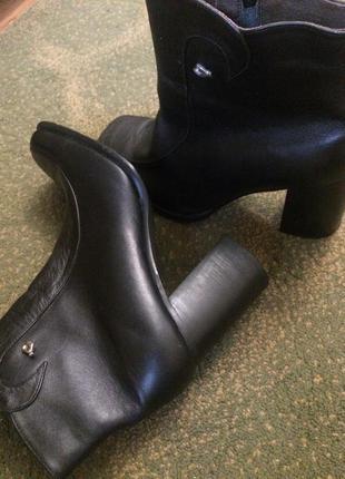 Ботинки полусапожки tess