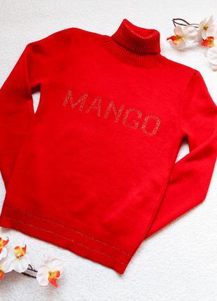 Червоний гольф mango