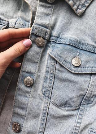 Куртка джинсовка джинсовая куртка