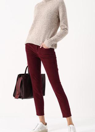 Модные скинни с завышенной талией cheap monday, 24/32, xxs/xs/s