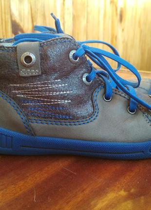 Кеды ботинки superfit. размер 28.