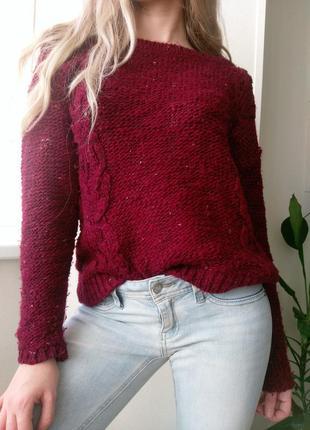 Очень мягкий свитер от stradivarius