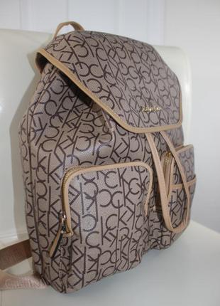 Рюкзак calvin klein оригинал из сша с этикеткой.