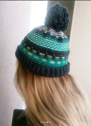 Вязаная шапка от promod