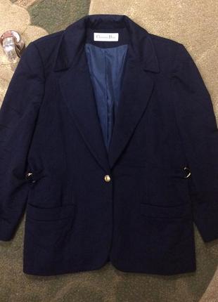 Жакет пиджак   костюм christian dior