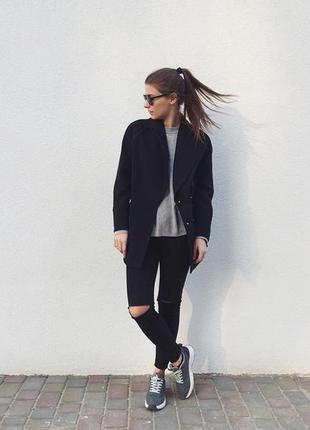 Невероятное oversize пальто h&m