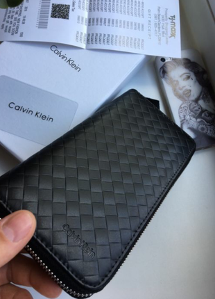 Calvin klein портмоне кошелек клатч
