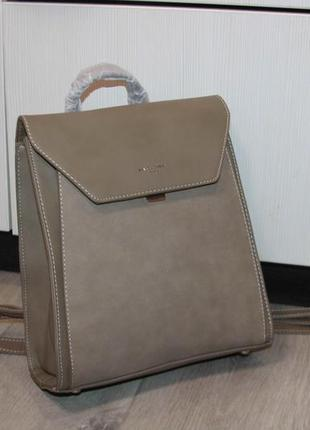 Рюкзак david jones очень стильный и красивый