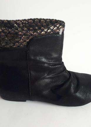 Новые ботинки полусапожки cube р 38 черевики