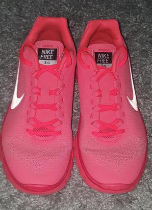Оригинальные,фирменные кроссовки  nike free 3.0