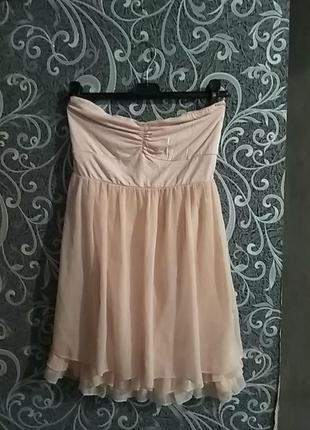 Платье бандо tally weijl