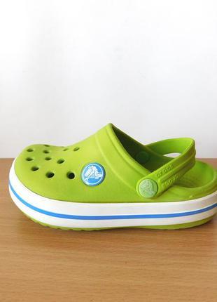 Кроксы crocs crocband  24-25 р.по стельке 15,5 см