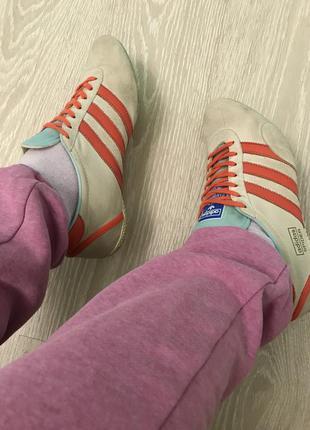 Кроссовки 👟 adidas оригинал кожаные