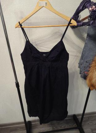 Сарафан, платье, солнцеклеш, классическое м/л h&m