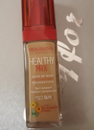 Тональный крем bourjois #55