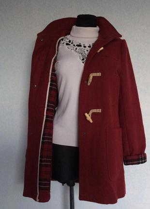 Пальто демисезонное 14р наш 48-50 цена 350грн.