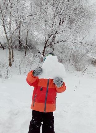 Зимний комплект 4-5 лет