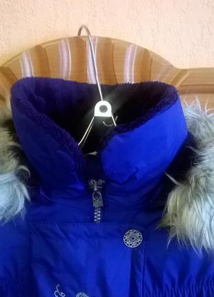 Зимнее пальто lenne  sofia 134