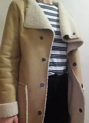 Женское пальто cop copine