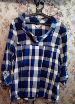 Стильненькая рубашка miss etam
