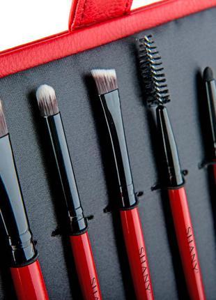 Набор кистей для макияжа shany vanity vox- 154