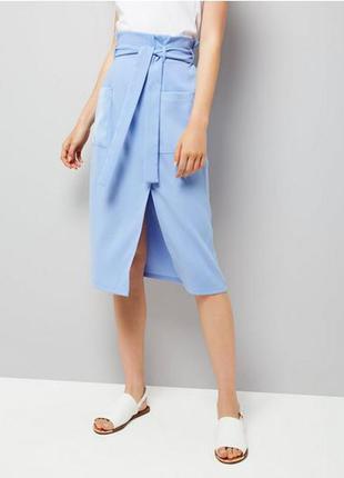 Стильная юбка миди new look