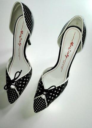 Туфли лодочки италия miss sixty ® оригинал!