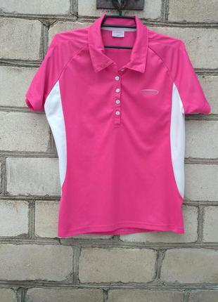 Спортивная футболка тенниска со вставками active touch