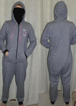 Next слип кигуруми пижама комбинезон человечек домашний костюм