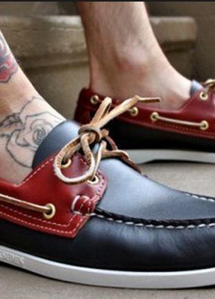 Топсайдеры, мужские кожаные туфли - 44 р. Италия, цена - 650 грн ... b8768220a6b