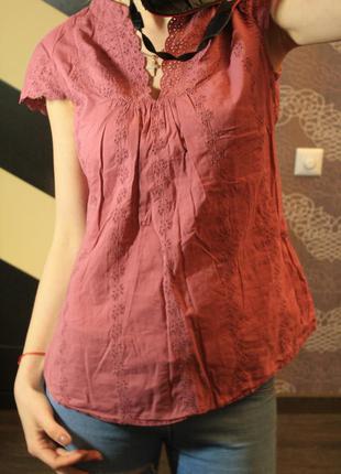 Летняя блуза orsay