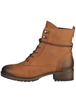 """Р40 """"spm"""",голландия, натуральная кожа + флисовый мех! утепленные,комфортные ботинки сапоги"""