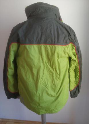 Мужчиний дві куртка осінь-весна салатовий,олива розмір-60-613 фото