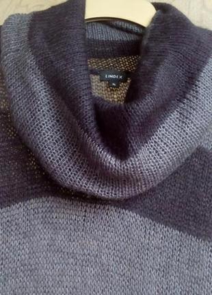 Платье свитер мохер lindex