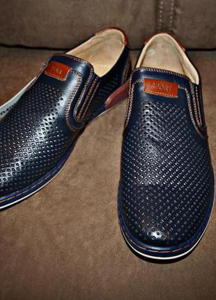f07cb19a7 Мужские летние туфли в Кропивницком 2019 - купить по доступным ценам ...