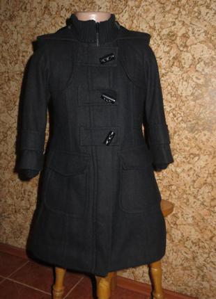 Пальто 3-4года (мега скидки на детскую одежду)1