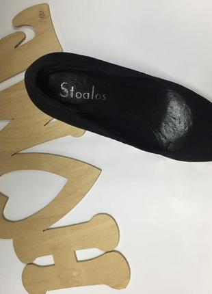 Туфлі замшеві,стильні