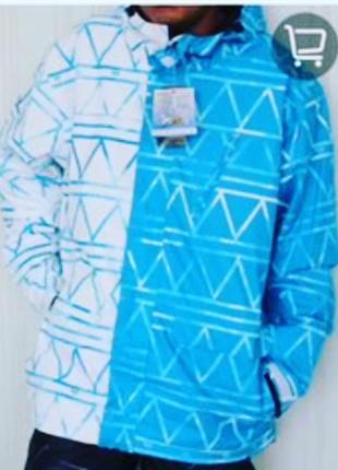 Мембранная куртка для горнолыжных курортов