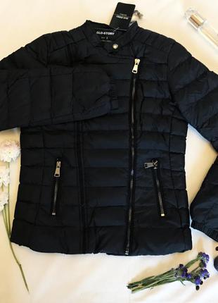 Стильная и молодежная куртка glo-story