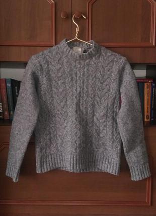 Теплый свитер  levis